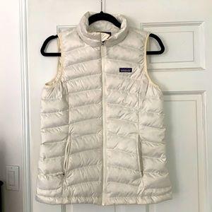 Patagonia Girls Down Sweater Vest